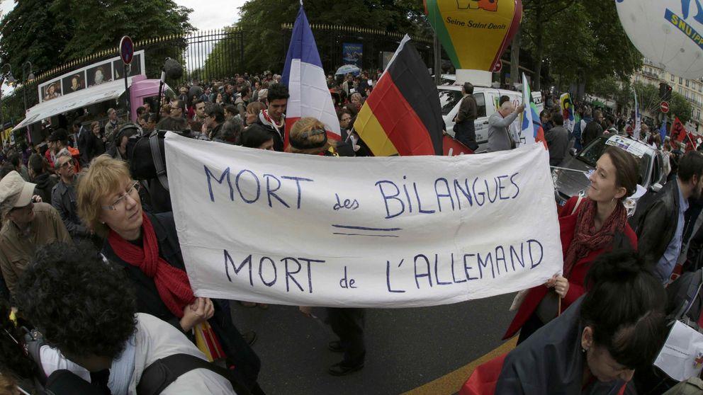 La reforma de Hollande amenaza con destruir la escuela pública republicana