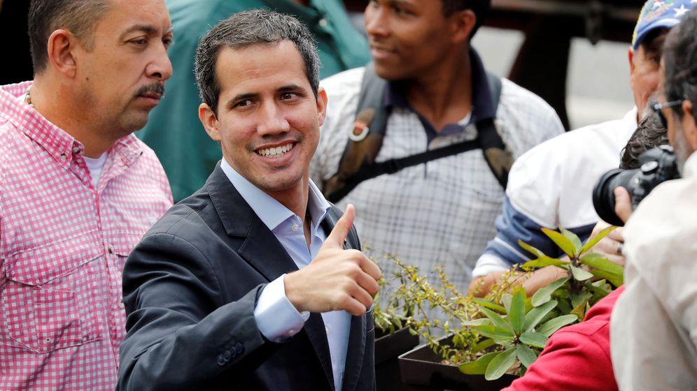 Foto: Juan Guaidó. (Reuters)