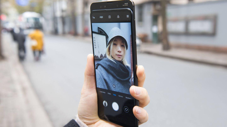 Xiaomi Mi Mix 3. (Z. Aldama)