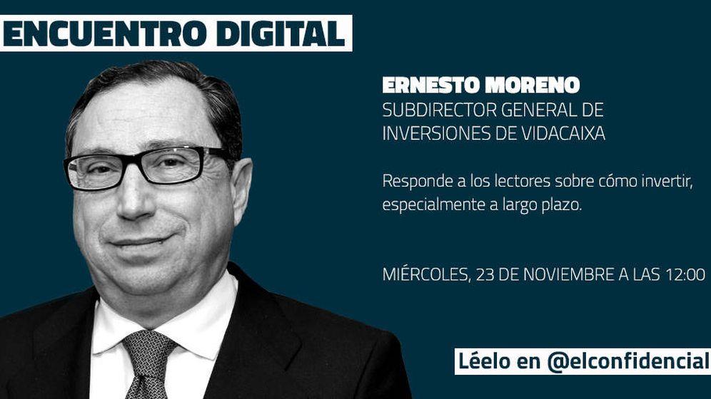 Foto: Encuentro digital con Ernesto Moreno