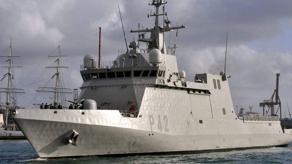 El Gobierno encarga a Navantia barcos para la Armada tras 7 años