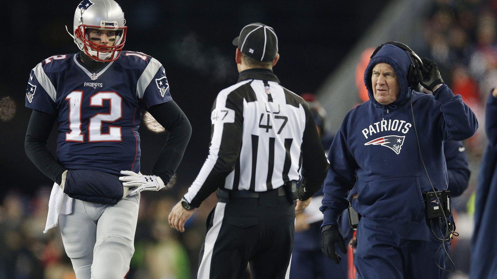 70095305b Super Bowl  Super Bowl  por qué los New England Patriots son el equipo de  Trump