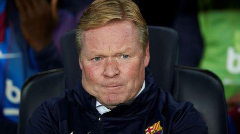El Barça se está desintegrando. Koeman pende de un hilo y el futuro no pinta mejor