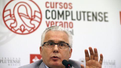 Garzón denuncia una operación contra la ministra de Justicia, Dolores Delgado