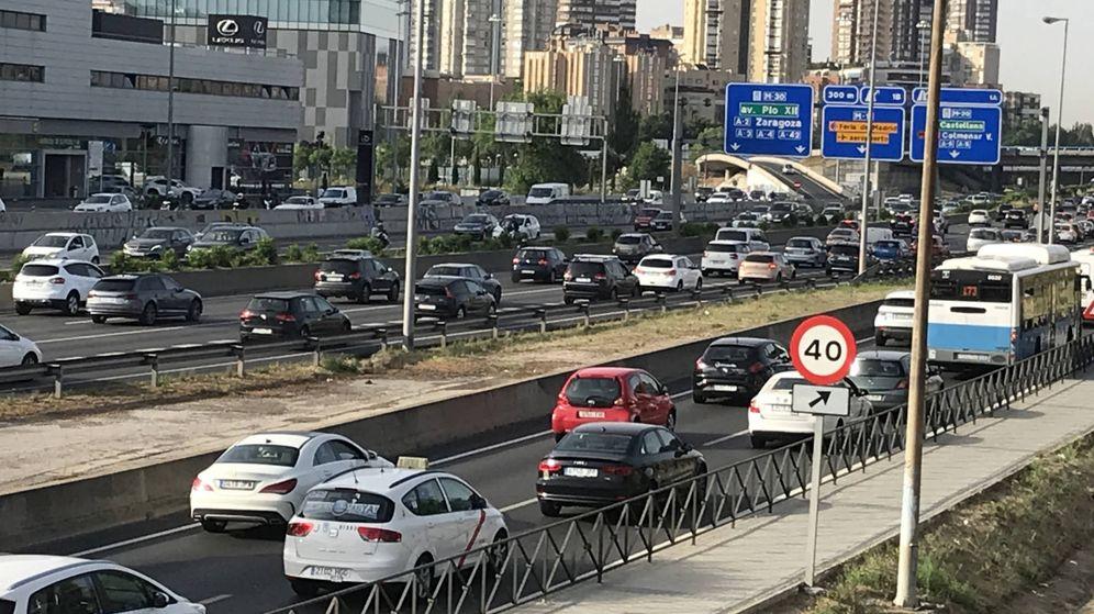 Foto: Los coches son solo una parte de los graves problemas de contaminación y de emisiones de CO2 que sufre la Tierra.
