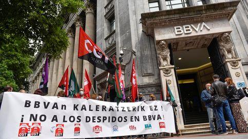 Más de 5.000 trabajadores de BBVA piden adherirse al ERE
