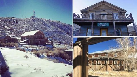 Se vende pueblo minero (y fantasma) en California: así puede vivir en el salvaje oeste
