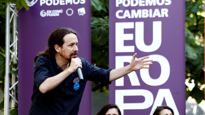 El secretario general de Podemos, Pablo Iglesias. (EFE)