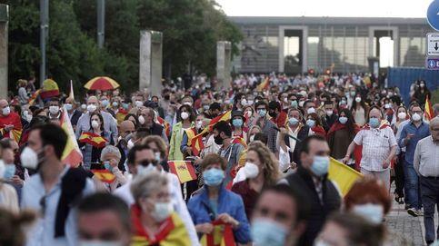 Instrucción fiscal sobre las protestas: la alarma no basta para prohibirlas
