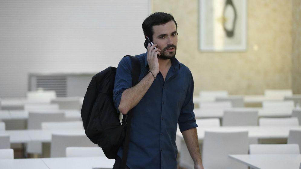 Foto: Alberto Garzón, candidato de IU a las elecciones generales. (EFE)