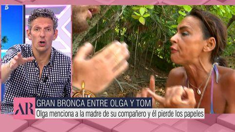 Joaquín Prat pilla a Olga en 'SV' con otro mordaz mensaje para toda España