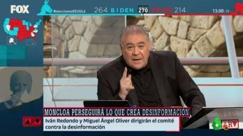 Ferreras, tajante en La Sexta frente al Gobierno: Injerencias en los medios, no