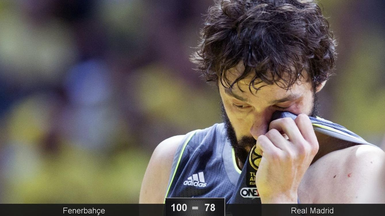 Foto: Sergio Lull acabó con 5 puntos (EFE)
