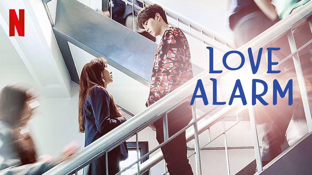 Foto: 'Love alarm'. (Netflix)