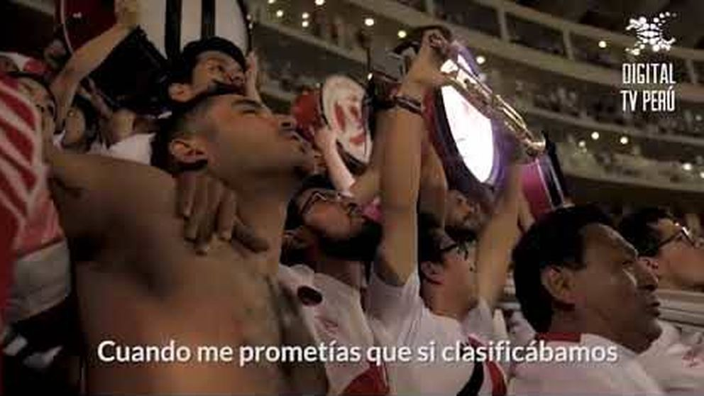 Somos Perú y estamos de vuelta: el vídeo con el que calientan motores para el Mundial