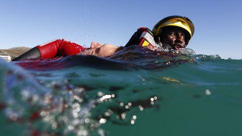 Terapia de surf en Sudáfrica
