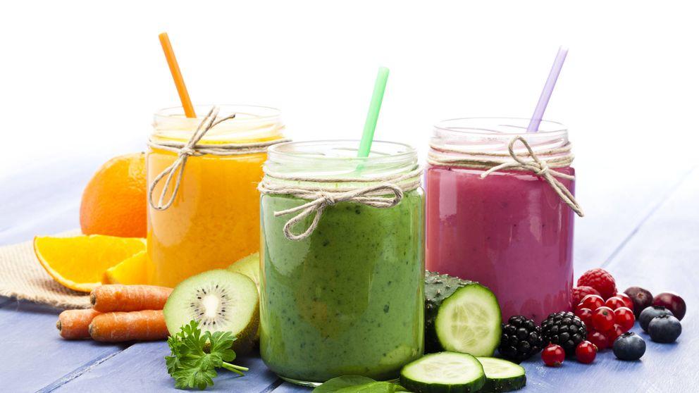 No te engañes: el zumo no es fruta ni aunque lo exprimas en tu casa