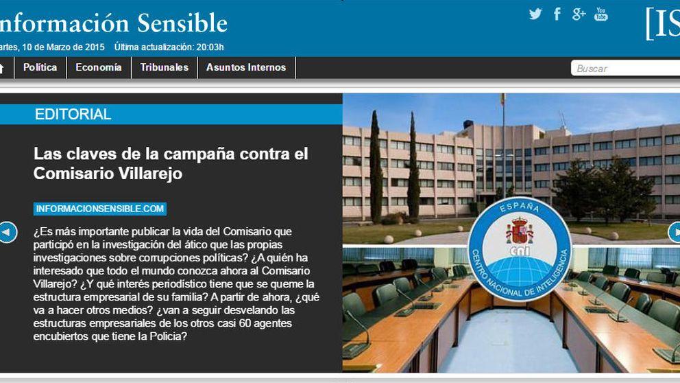 Villarejo denuncia un chantaje a Corinna y acusa al CNI de perder dinero de un rescate