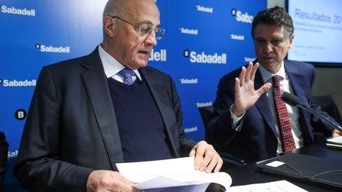 Sabadell sufre la mayor caída (-14%) desde el Brexit por más provisiones inesperadas