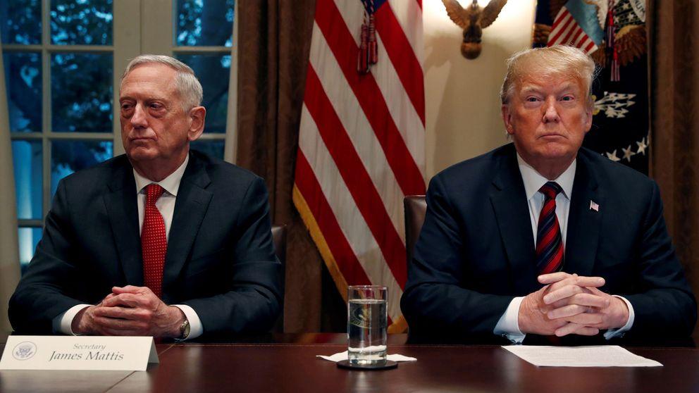 ¿Et tu, Brute? El exsecretario de Defensa de Trump se suma a las críticas: Intenta dividir