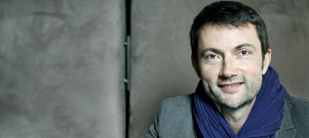 Foto: El escritor francés Frantz Delplanque (EFE)
