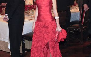 Foto: La Princesa Letizia sigue repitiendo trajes