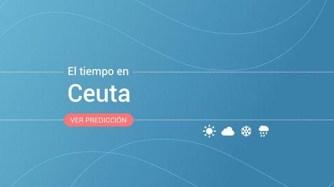 El tiempo en Ceuta: previsión meteorológica de hoy, miércoles 13 de noviembre