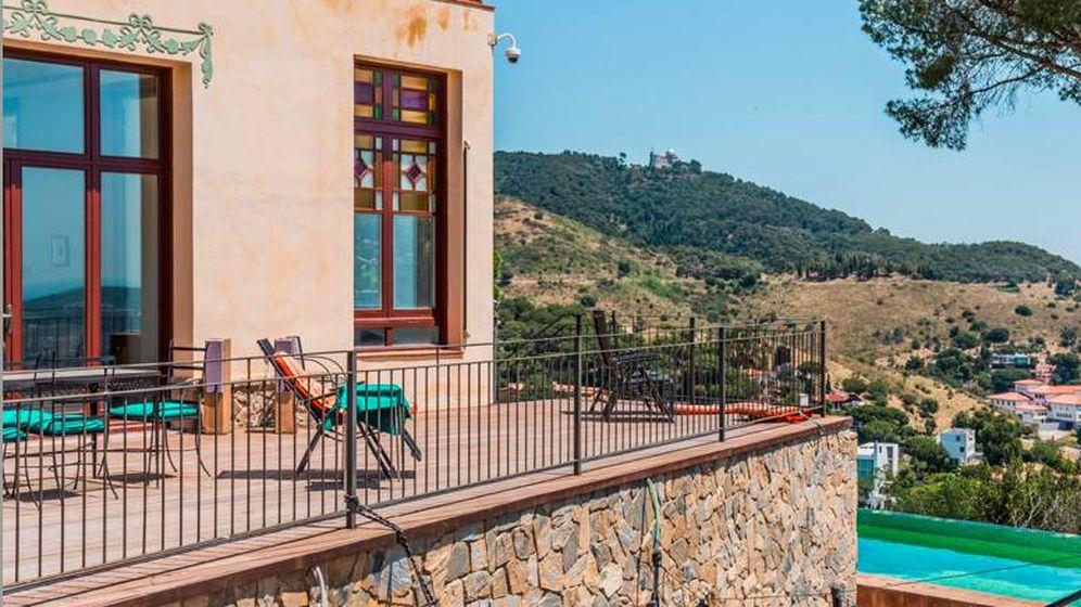 Foto: Vista de la terraza. (Living)
