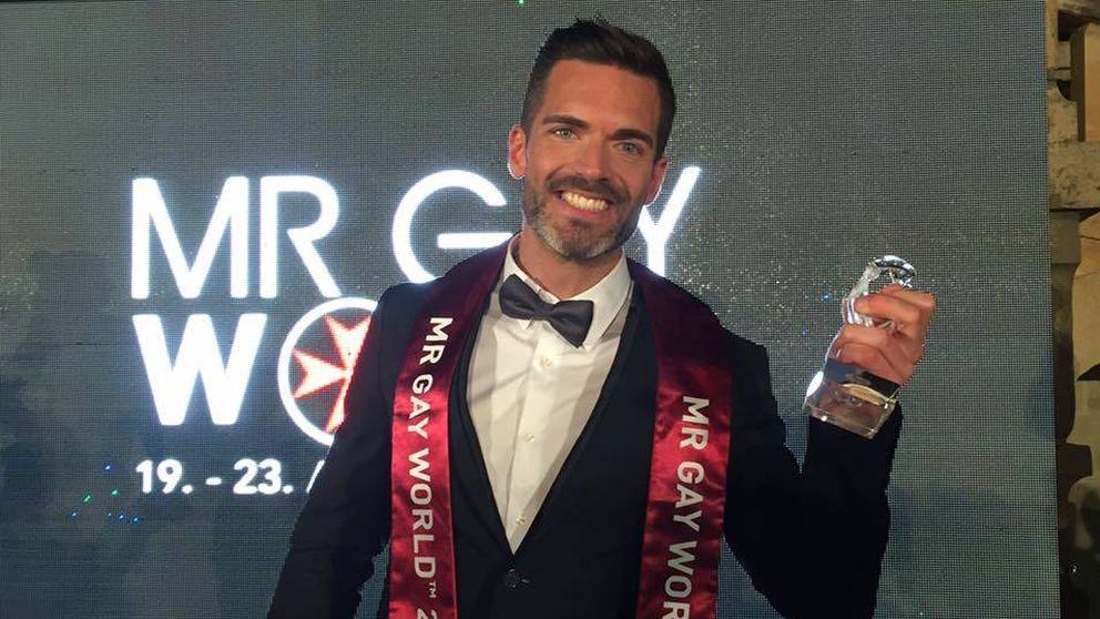 Mr. Gay Pride conquista la Puerta del Sol de la mano de Ana Obregón y Kate Ryan