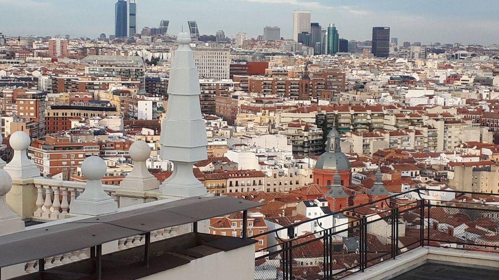 De edificio fantasma a hotel de lujo con vistas a todo Madrid: Riu verá la luz en julio de 2019