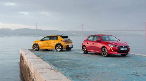 Así son los Peugeot e-208 y e-2008, protagonistas de la vuelta comercial