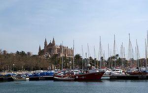 Las 'milloneuristas' de Mallorca