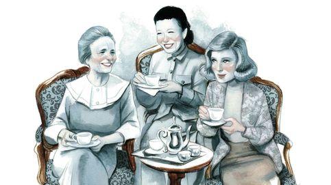 El discreto encanto del club de las esposas de los dictadores
