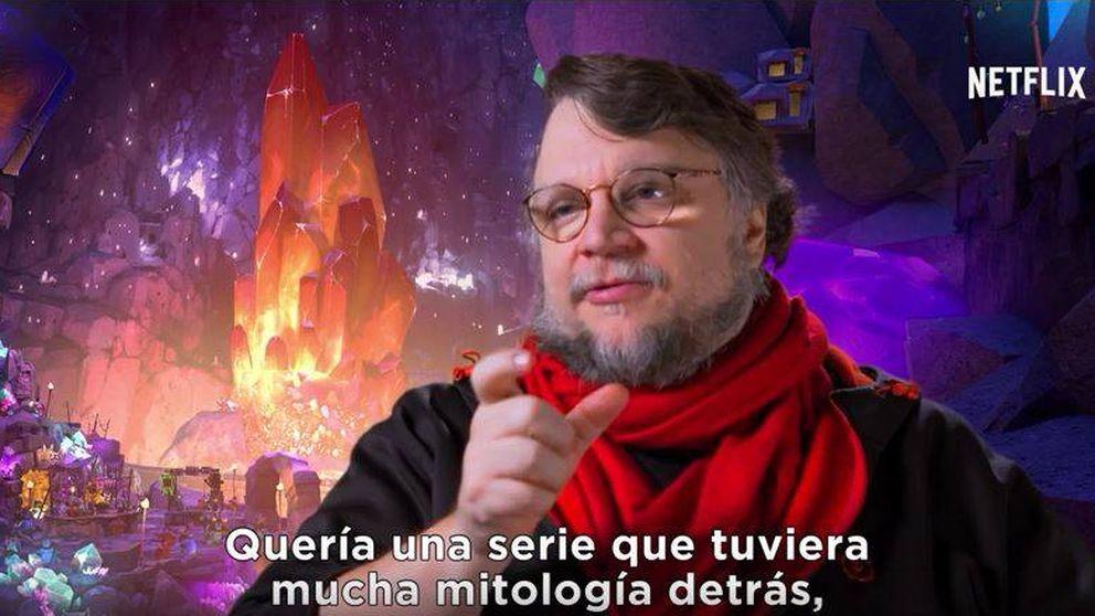 Guillermo del Toro destripa las entrañas de 'Trollhunters', la serie animada de Netflix