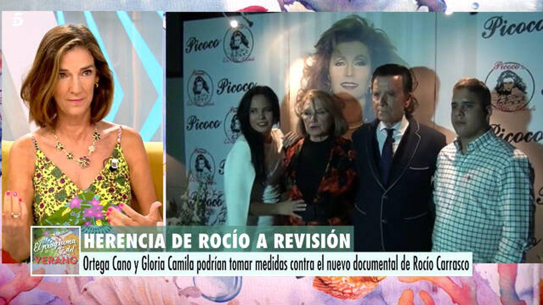'El programa del verano'. (Telecinco)