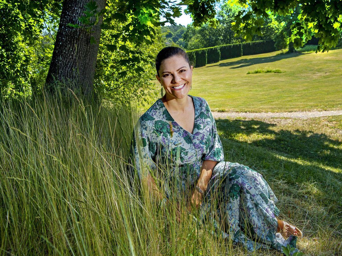 Foto: La princesa Victoria cumple 43 años. (Cordon Press)