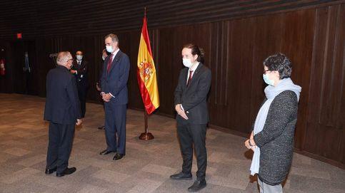 El Rey e Iglesias se reúnen con Arce en Bolivia durante su toma de posesión