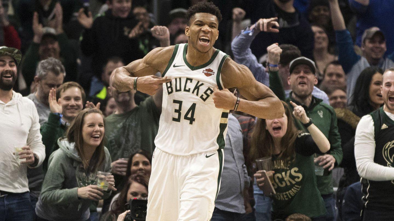 Giannis Antetokounmpo es la gran estrella de los Milwaukee Bucks. (USA TODAY Sports)
