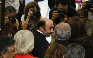 Pánico en el PP: contra el veterano Rubalcaba se gobernaba mejor...