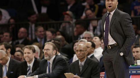 Los  New York Knicks vuelven a las andadas y despiden a Derek Fisher