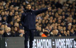 El vestuario del Tottenham pidió la cabeza del 'fracasado' Villas-Boas