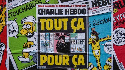 Francia sienta en el banquillo 5 años después a los cómplices del ataque a 'Charlie Hebdo'