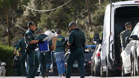 La Guardia Civil concluye que los CDR con explosivos eran una organización terrorista