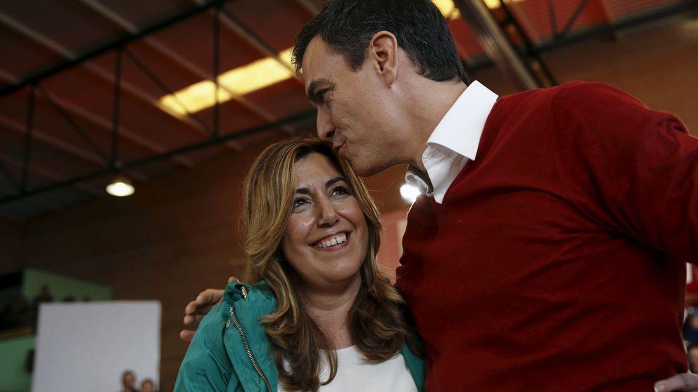Díaz: no es posible pactar con Podemos porque quiere eliminar al PSOE