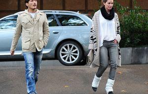 Foto: Vanessa Romero y su novio Alberto