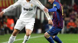 Joseph Blatter tiene razón: Cristiano Ronaldo es un volcán, Messi una sonrisa