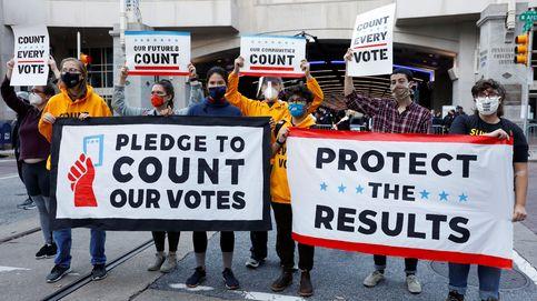Tensión, rabia y miedo: las calles de EEUU ya reflejan la ansiedad electoral del país