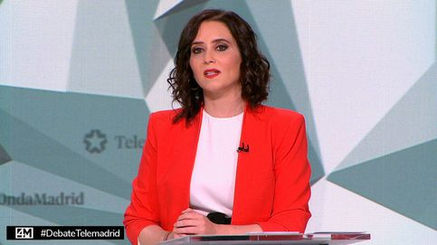 El debate 4-M resiste el pulso de la audiencia con Rocío: más de 3 millones
