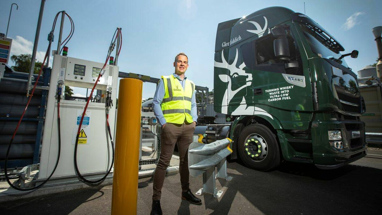 La compañía ya ha instalado sus primeras estaciones de servicio en Dufftown. (Glenfiddich)