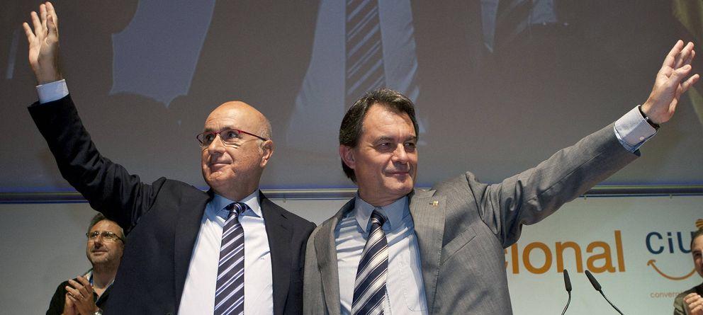 Foto: Duran Lleida y Mas, en una imagen de archivo. (Efe)